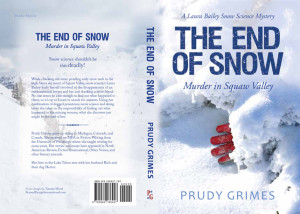 The End Of Snow, Fiction, Murder Mystery